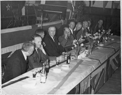 6th Hamilton company NMR - social evening 1939