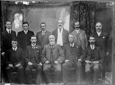 Hamilton Borough Council 1906