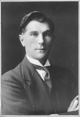 Hamilton-Frankton Borough Council 1917-19 - J F Smith