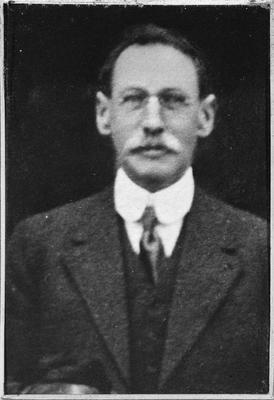 Hamilton Borough Councillor 1920-21 - W Gruar