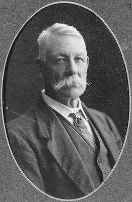 Hamilton Borough Councillor 1920-21 - C J W Barton