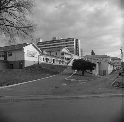 Smith Building at the Waikato Hospital