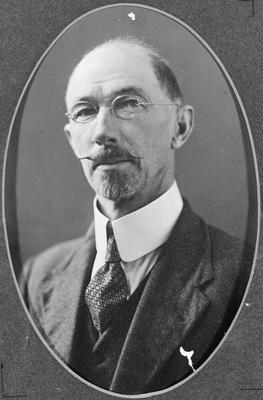 Hamilton Borough Councillor 1920-21 - J Gilbert