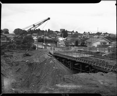 Palmerston Street overpass