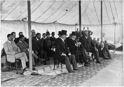 """Native Policy"" meeting, Waharoa"