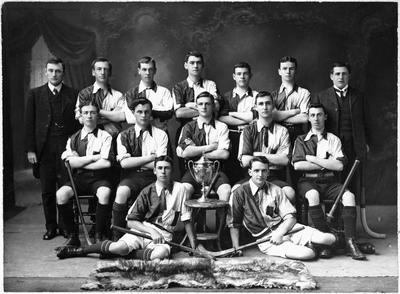 Kia Kaha Hockey Club 1910