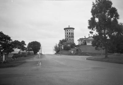 Intersection of Lake Road, Lake Domain Drive, Ruakiwi Road and Tainui Street