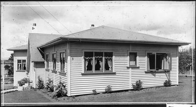 Ellis & Burnand house - locality not known