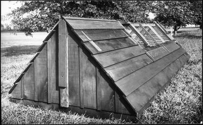 Ellis & Burnand - chicken coop