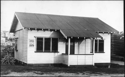Ellis & Burnand - sample cottage - four rooms