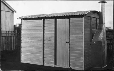 Ellis & Burnand - sample hut