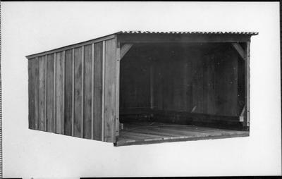 Ellis & Burnand - sample shed
