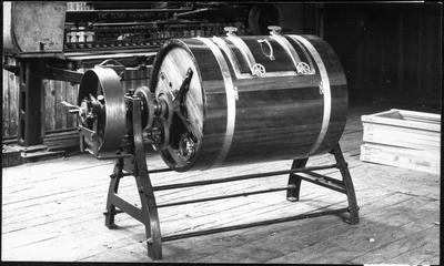 Ellis & Burnand - sample [barrel?]
