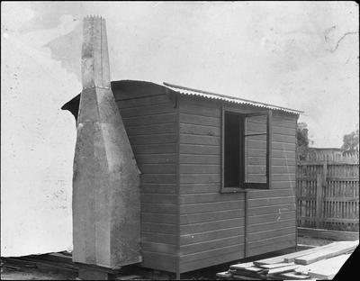 Ellis & Burnand - mill hut