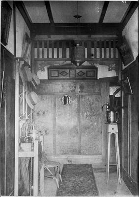 Ellis & Burnand - house interior - hallway