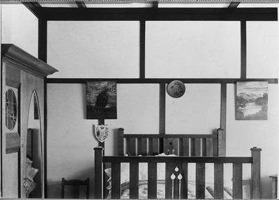 Ellis & Burnand - house interior - bedroom