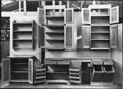 Ellis & Burnand - sample product - kitchen cupboard unit