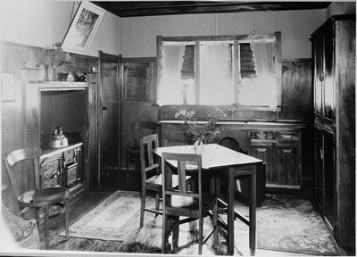 Ellis & Burnand - kitchen interior