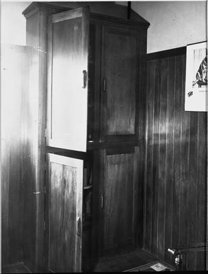 Ellis & Burnand - kitchen interior - cupboard
