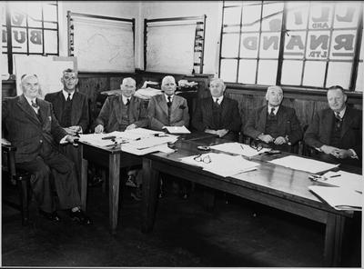Ellis & Burnand - board (pre 1954)