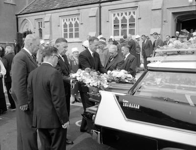 Funeral at Cathedral Church of St Peter