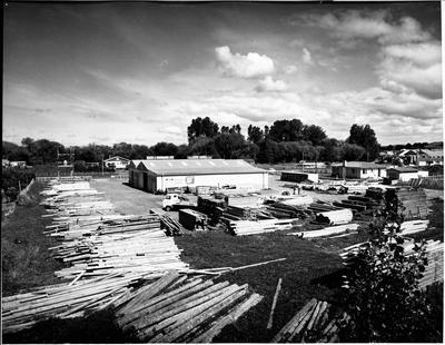 Ellis & Burnand Ltd. yards