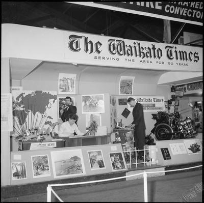 Waikato Times at Waikato Winter Show