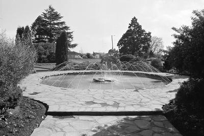 Fountain at Hamilton Gardens