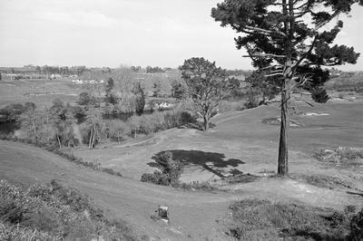 Hamilton Gardens and the Waikato River