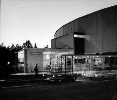 Hamilton Founders Memorial Theatre