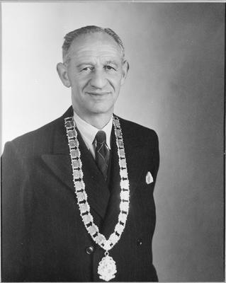 Mayor H D Caro