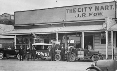 J. R. Fow's The City Mart