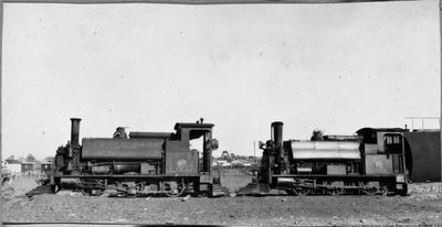 F 254 and F 257 trains