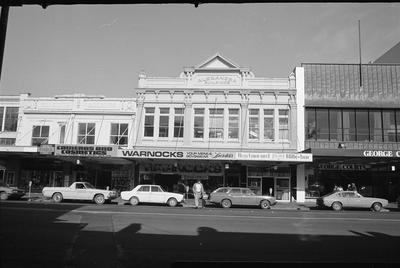 Grocott's and Alexandra Buildings