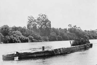 Rangiriri Paddle steamer - Waikato River
