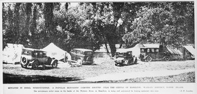 Hamilton Motor Camp
