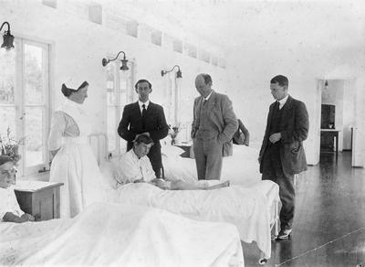 Children's Ward at the Waikato Hospital