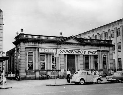 Former Hamilton Public Library.