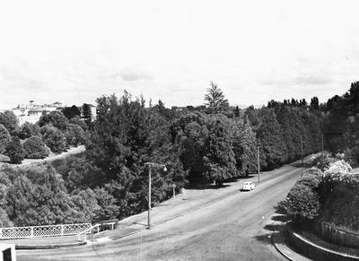 Memorial Drive in Hamilton East