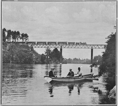 Claudelands Railway Bridge