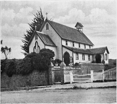 St. Peters Church, Hamilton