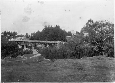 The Union Bridge at Hamilton