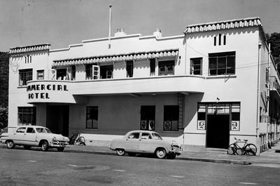 Commercial Hotel at Whakatane