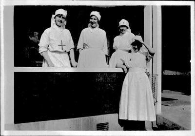 Isolation Ward at Waikato Hospital
