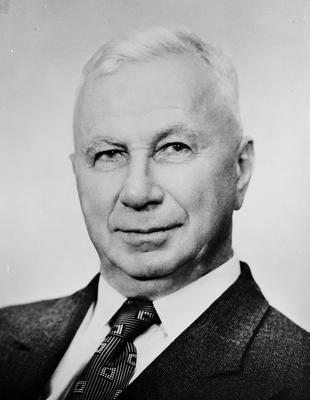 Portrait of Frank (FT) Innes