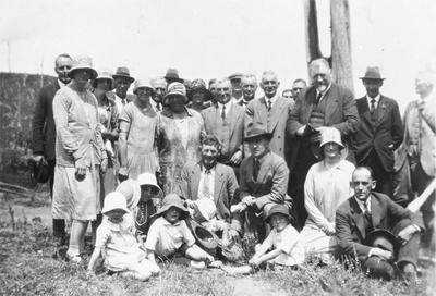 Group at Moerangi
