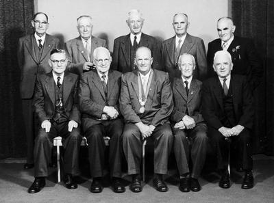 Waikato JPs - presidents