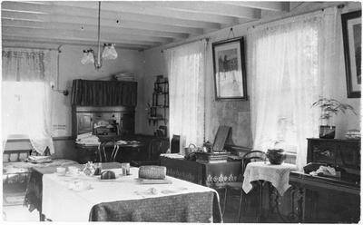 Interior of Lodge in Hamilton