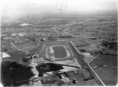 Aerial Views Hamilton - Te Rapa