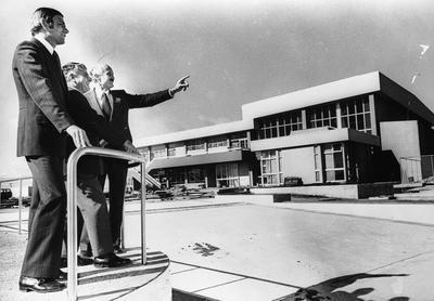 Te Rapa Swimming Pool Complex 1976